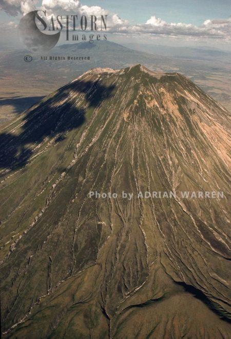 Mount Lengai (Ol Doinyo Lengai), East African Rift Valley, Tanzania
