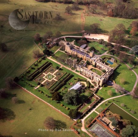 Sudeley Castle And Gardens, Cotswolds, Near Winchcombe, Gloucestershire