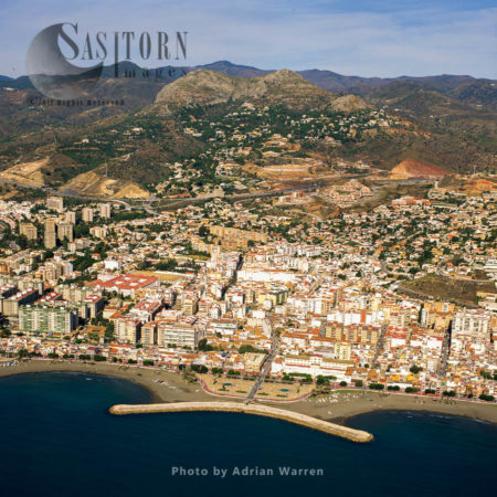 Malaga, Eastern End Of, Southern Spain