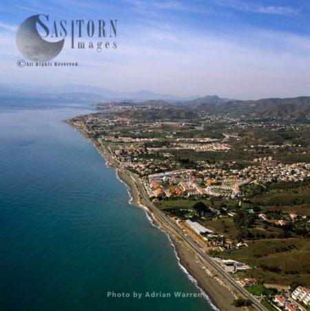Chilches And Torr De Benagalbon, Southern Spain