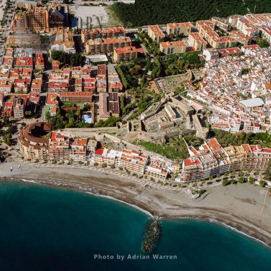 Almunecar, Southern Spain