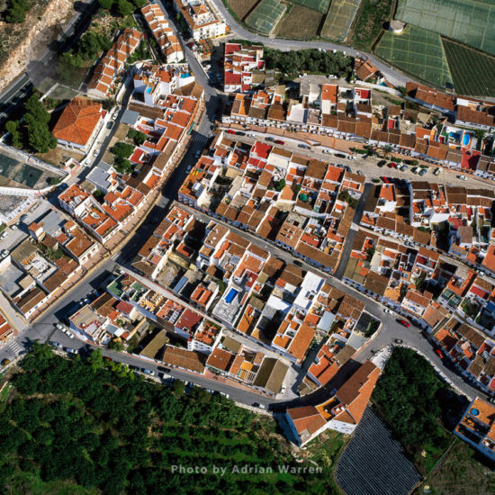 Aerial Images of Spain: featured images