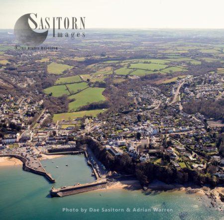 Saundersfoot, Near Tenby, Pembrokeshire, Wales