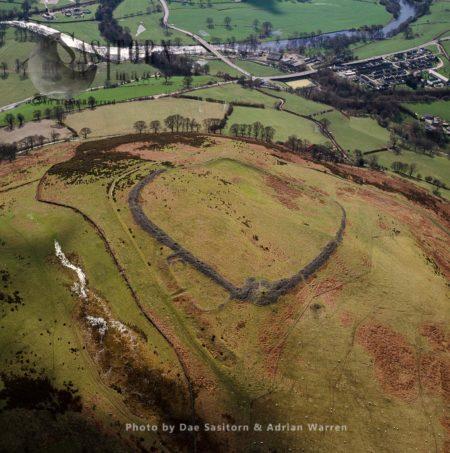 Caer Drewyn, An Early Iron Age Hillfort,  Corwen, Denbighshire, North Wales