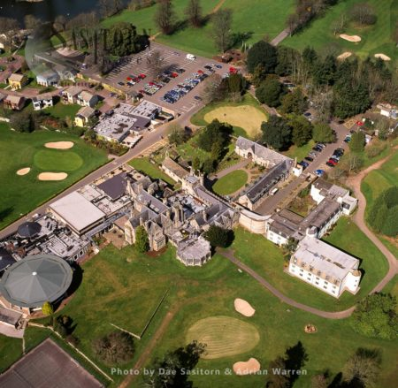Marriott St Pierre Hotel & Country Club, Monmouthshire, Wales