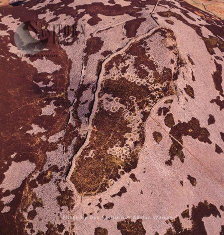 Tre'r Ceiri Iron Age Hill Fort, Llanaelhaearn , Caernarfon, Gwynedd, Wales