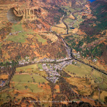 Beddgelert, Snowdonia, Gwynedd, Wales