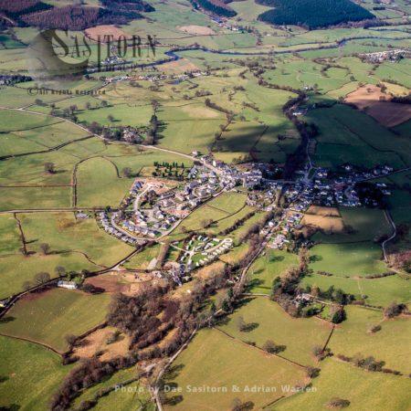 Llandrillo, Denbighshire, North Wales