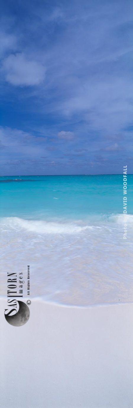 Tropical Beach, Las Roques National Park. Caribbean Islands. Venezuela, South America