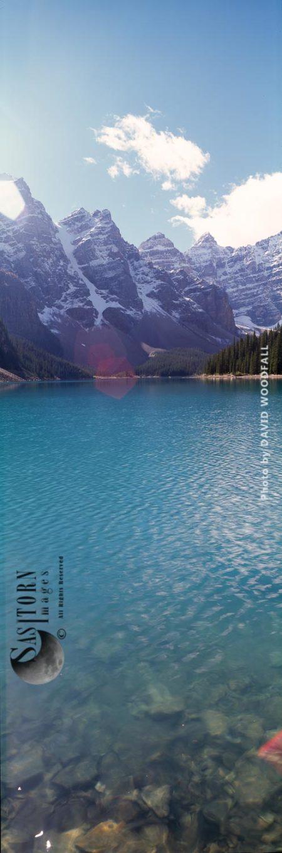 Maligne Lake, Rocky Mountains, Banff And Jasper National Park, Alberta, Canada