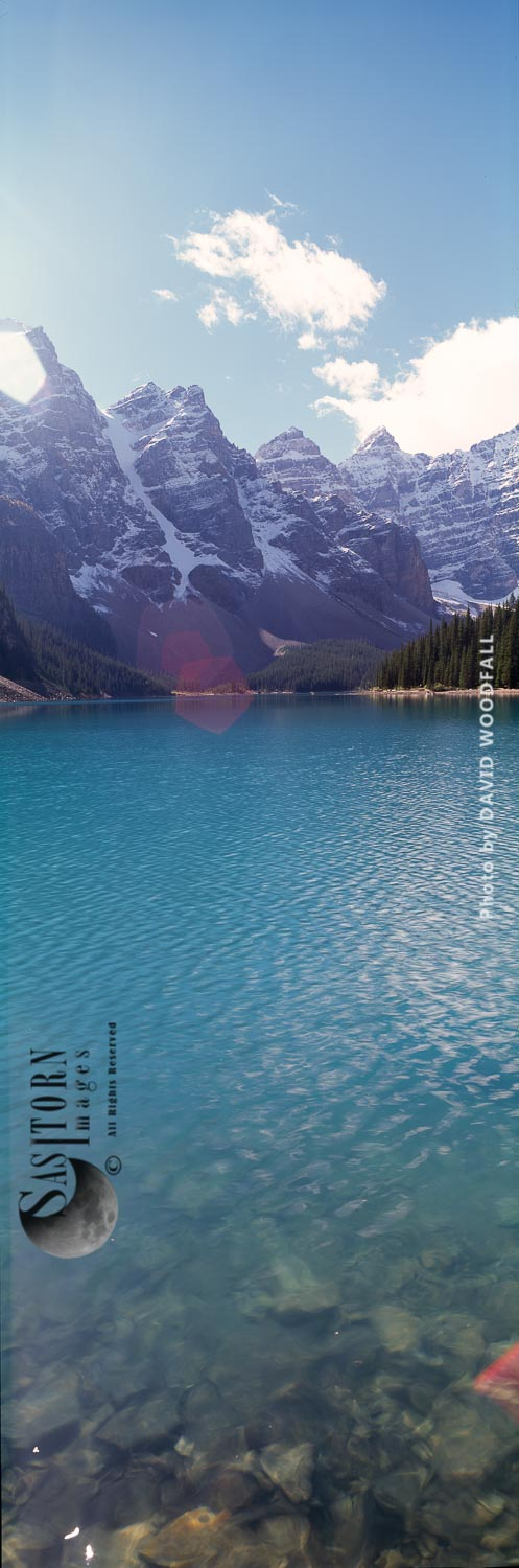 Maligne Lake, Rocky Mountains, Banff and Jasper National Park, Alberta, Canada