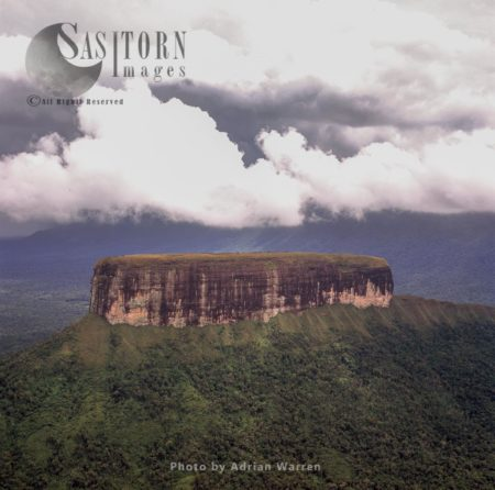 Apauray Tepui, East Of Wonken, Gran Sabana, Estado Bolivar, Venezuela