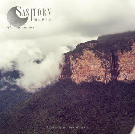 Acopan Tepui, Chimanta Massif, Canaima National Park, Venezuela