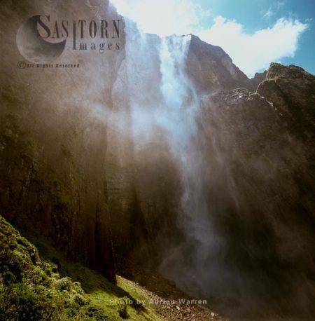 Angel Falls, Auyantepui, Canaima National Park,  Venezuela