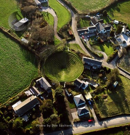 Gwennap Pit, Busveal, Redruth, Cornwall, England
