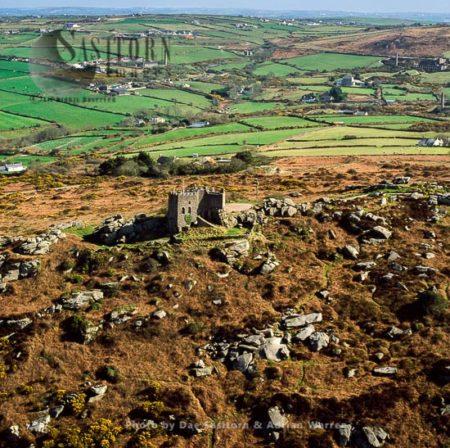 Carn Brea Castle, Carn Brea, Cornwall