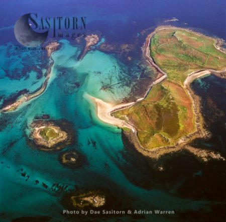 Samson And White Isladn, Isles Of Scilly, Southwest England