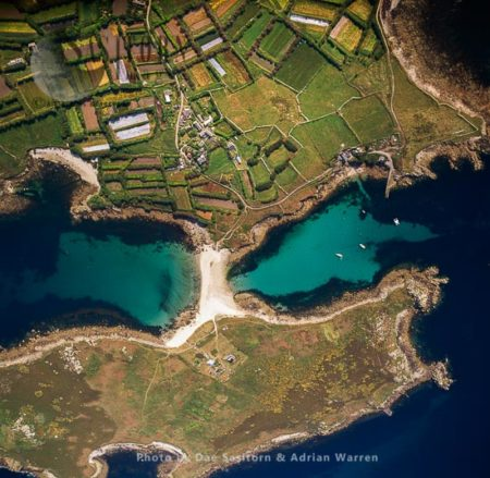 St Agnes And Gugh, An Island On Isles Of Scilly, Southwest England