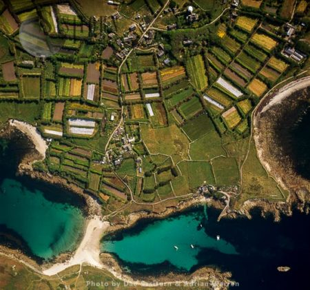 St Agnes, An Island On Isles Of Scilly, Southwest England