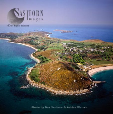 St Martin's At Hgher Town, Isles Of Scilly,  Southwest England