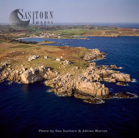 St Mary's Island, Southern End At Peninnis Head,  Isles Of Scilly, Southwest England