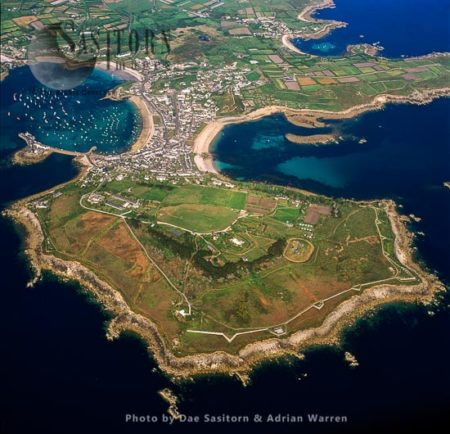 St Mary's, The Largest Island And The Gateway To Isles Of Scilly, Southwest England
