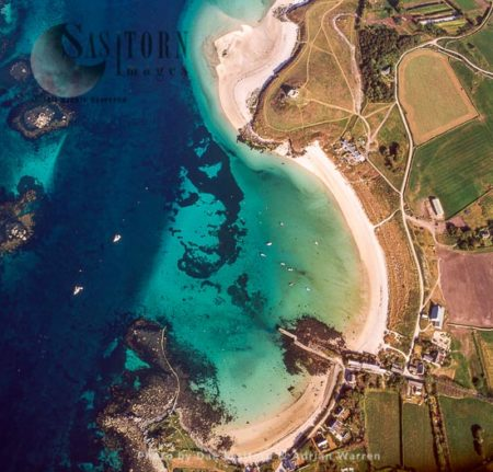 Tresco At Old Grimsby, Isles Of Scilly, Southwest England