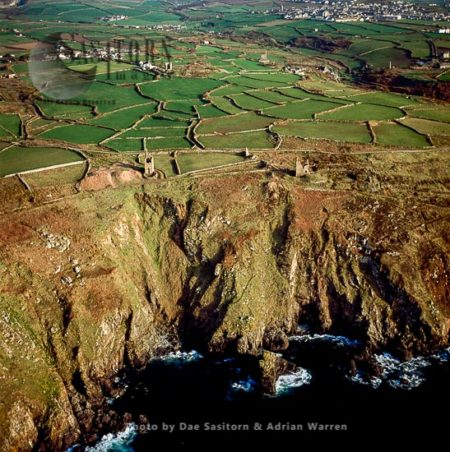 Levant Tin And Copper Mines, , Cornwall, England