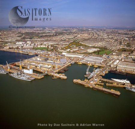 Naval Dockyard, Morice Town, Plymouth