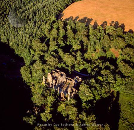 Berry Pomeroy Castle, Devon, England