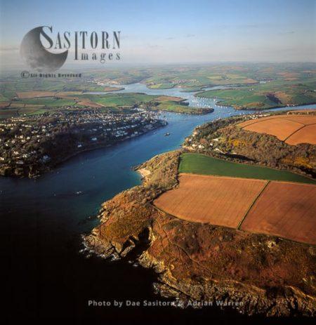 Salcombe, Kingsbridge Estuary And Harbour, Devon