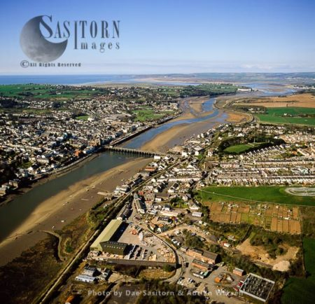 Bideford, North Devon, England
