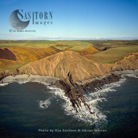Dyer's Lookout, North Devon Coast