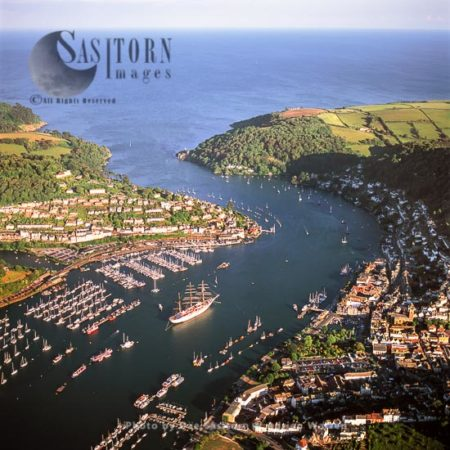 Dartmouth, South Devon, England