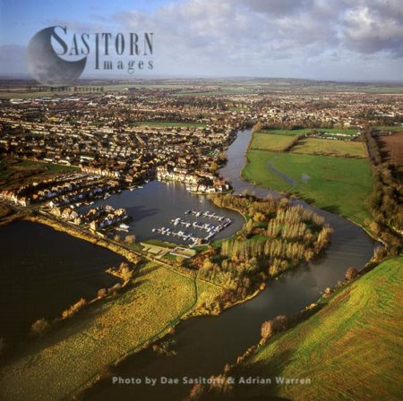 Abingdon And The River Thames, Oxfordshire