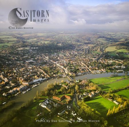 Henry-on-Thames And The River Thames, Oxfordshire