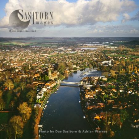 Marlow And The River Thames, Buckinghamshire