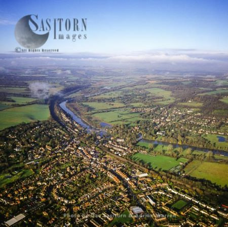 Pangbourne And The River Thames, Berkshire
