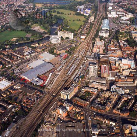 Reading Railway Station, Reading, Berkshire