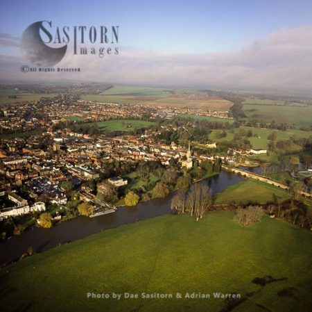 Wallingford And The River Thames, Oxford