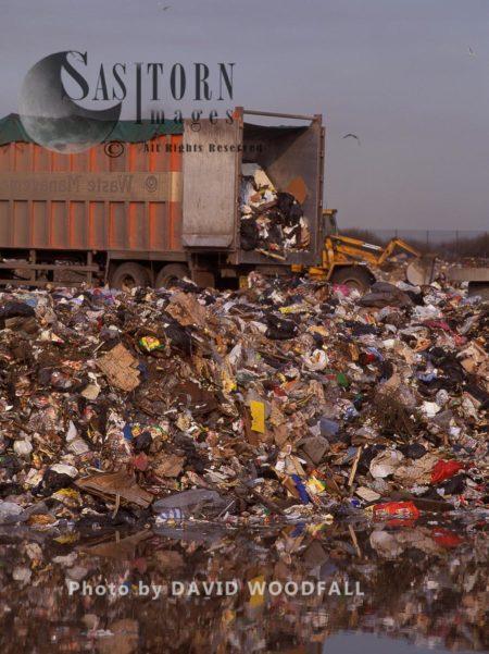 Arpley Landfill Site, Cheshire