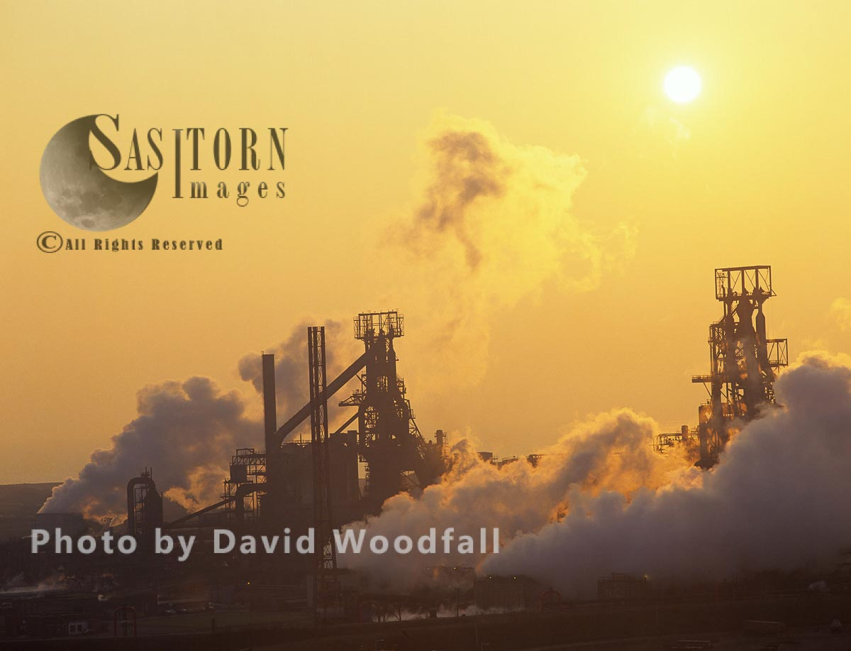 Pollution from Steelworks