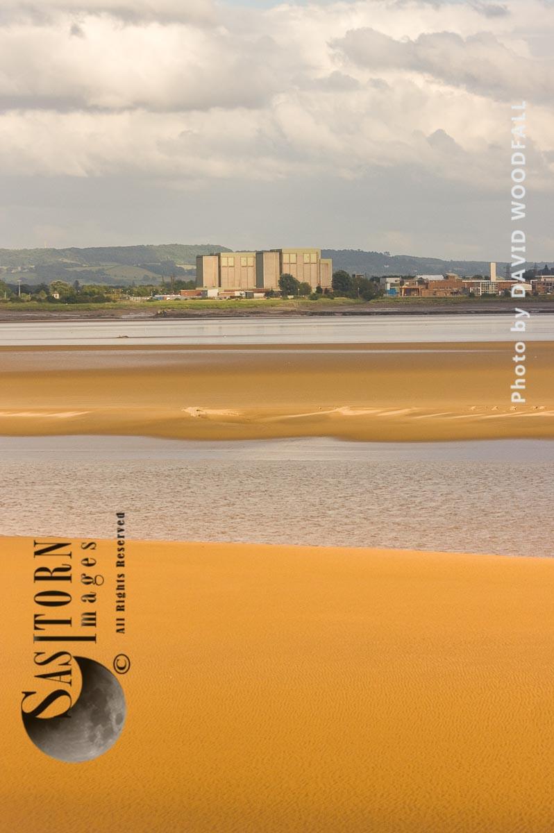 Severn Estuary at low tide