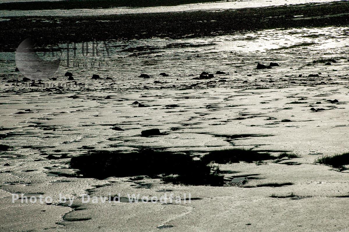 Mudflats at Severn Estuary
